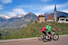 Da vivere: a Scena in e-bike