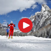Cross-country ski in South Tyrol