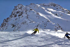 Skiing in South Tyrol