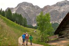 La Val, terra di escursionisti
