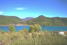 Un anno al lago di Caldaro