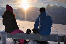 Da vivere: ciaspolare in Dolomiti