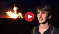 Herz-Jesu-Feuer in Südtirol