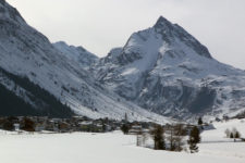Galtür Skiing Area