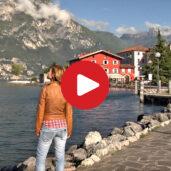 Riva und Torbole am Gardasee