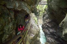 Alle cascate di Stanghe