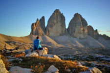 Pure: Biking in the Dolomites
