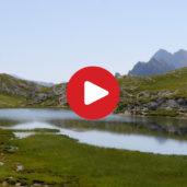 From Lake Braies to Lake Colli Alti