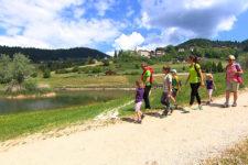 Familientag in Ruffrè