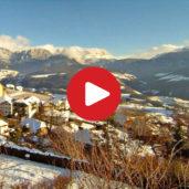 Una giornata d'inverno in Alto Adige