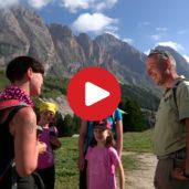 Wanderung am Col Raiser in Gröden