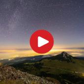 Eine Nacht auf dem Schwarzhorn