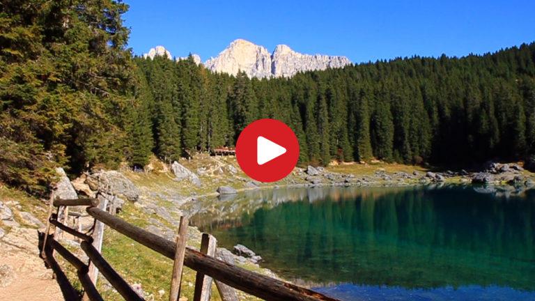 Die Südtiroler Seenlandschaft
