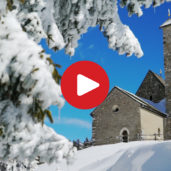 Inverno al Monte San Vigilio