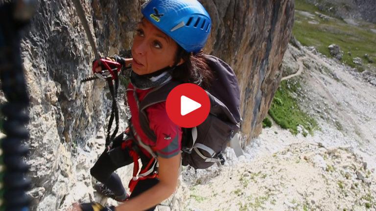 Klettersteig Piz da Lech