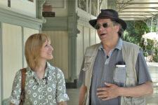 A Merano con l'artista Harry Reich