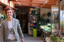 Florist's shop Edelweiss