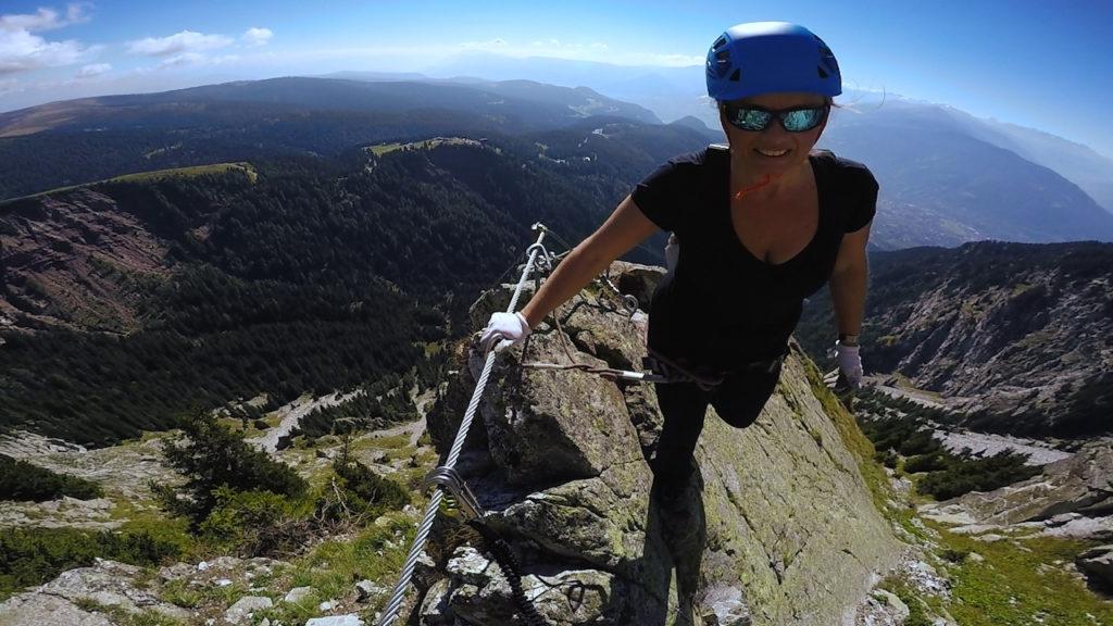 Klettersteig Urlaub : Klettersteig für einsteiger bei boppard am rhein guiders