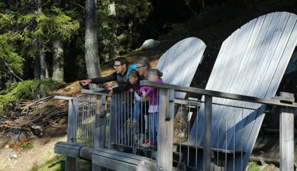 c57c0b6cc23e87 Tipps zum Wandern mit Kindern in Partschins