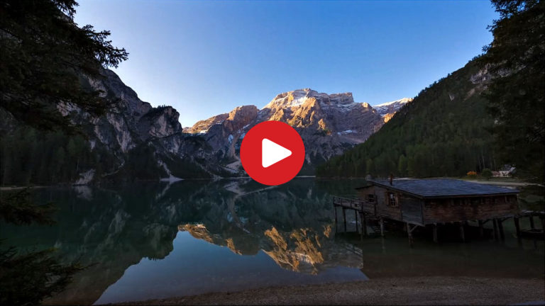 A night at Lake Braies