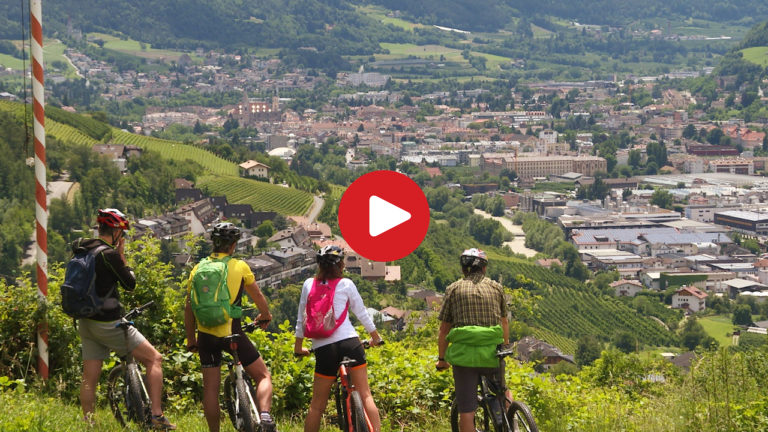 E-Bike tour at Rio di Pusteria