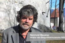 Messner Mountain Museum RIPA