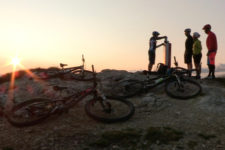 MTB Sunrise Tour to the Monte Roen