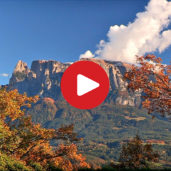 Autumn in Valle Isarco