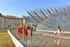 MUSE, the Science Museum in Trento
