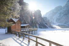 Winter Wonderland of South Tyrol