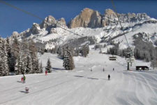 Ski Area Carezza