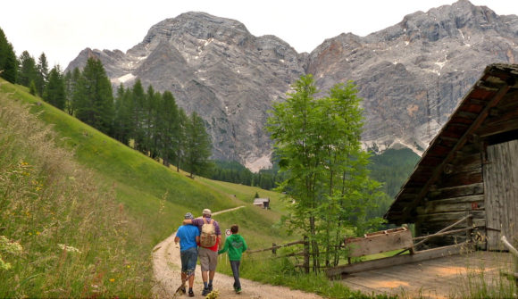 Wanderdorf la Val