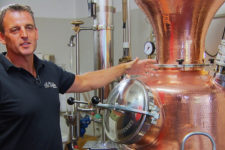 St. Urban Distillery in Cornaiano