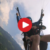 Rafting and Paragliding in Passiria