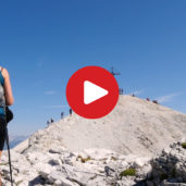 Hike on Mt. Picco di Vallandro
