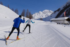 Cross-country skiing, Valli Aurina