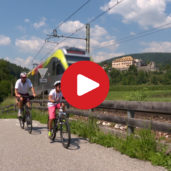 Biking adventure in Val Pusteria