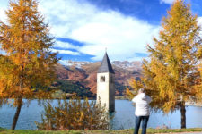 Autumn in Val Venosta