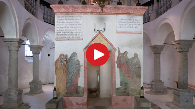 The chapels of San Candido