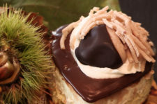South Tyrolean Chestnut Heart