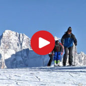 Winter in Val di Fassa