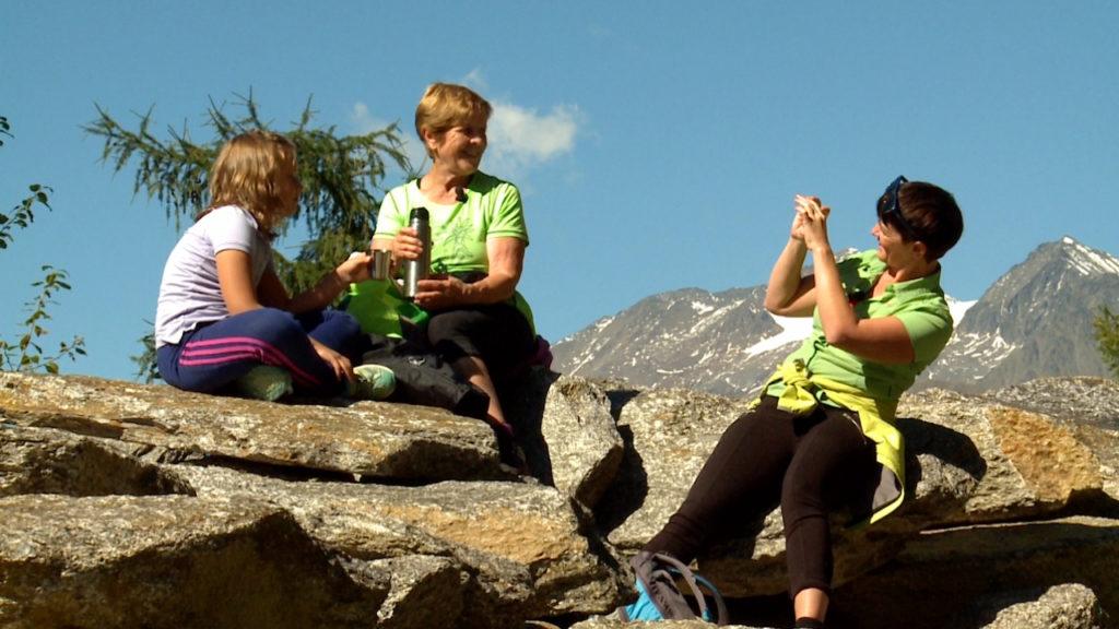 Klettersteig Unterstell : Aussichtsplattform unterstell naturns youtube