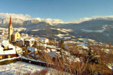 A winter day in South Tyrol