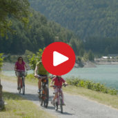 Bicycle Tour Tip: Lake Resia