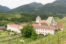 The Novacella monastery